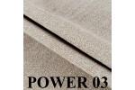 AKCIA - látka Power 03 cappuccino