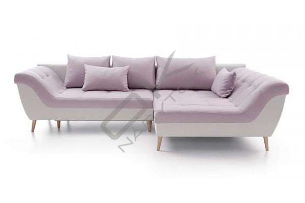Rohová sedacia súprava ARUBA - široký výber farieb