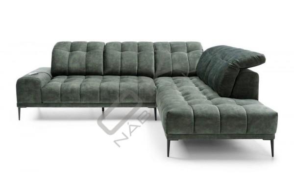 Luxusná rohová sedačka AUTENTICO