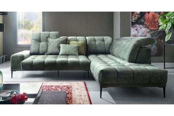 Luxusná rohová sedačka AUTENTICO - široký výber farieb