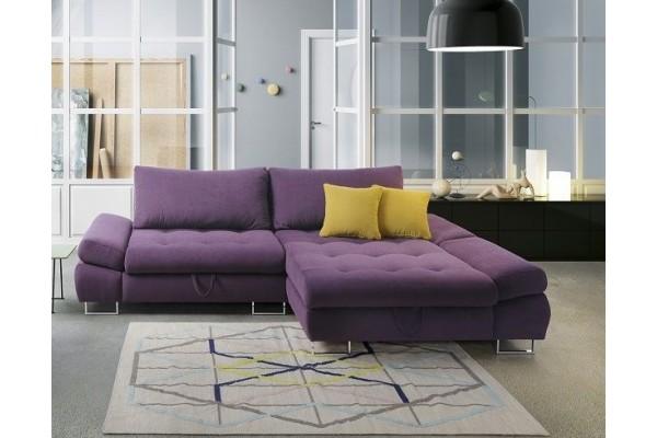 Rohová sedacia súprava GREY - široký výber farieb