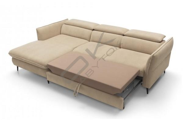 Rohová sedacia súprava MANGO - široký výber farieb