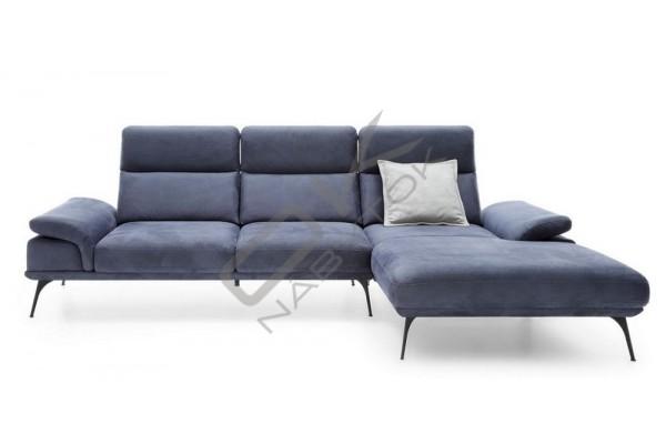 Rohová sedačka MONTE CARLO - široký výber farieb