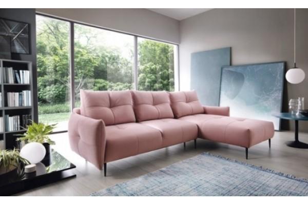 Moderná rohová sedacia súprava SPEZIA - široký výber farieb