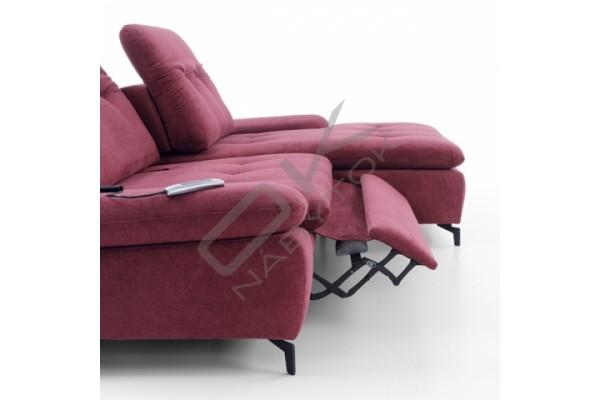 Rohová sedacia súprava VERO  - široký výber farieb