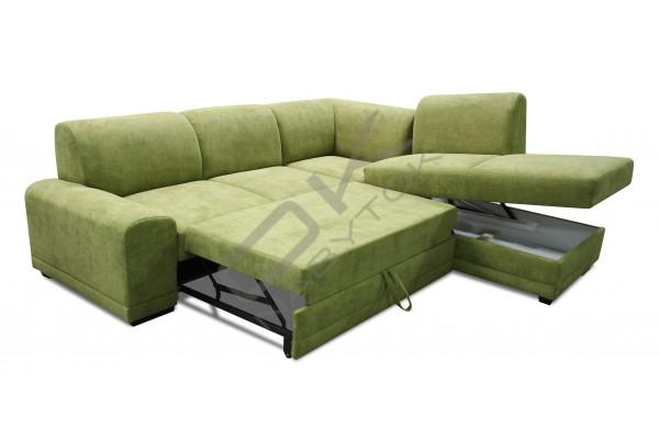 Rohová sedacia súprava LAON ROH