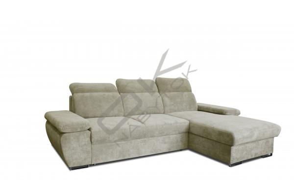 Rohová sedacia súprava LIBERTY
