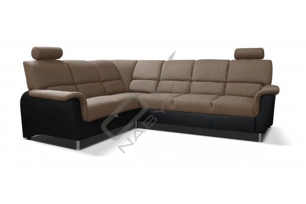 Rohová sedacia súprava MILANO VEĽKÝ ROH - široký výber farieb