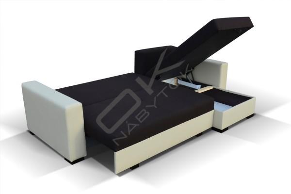 Rohová sedacia súprava NEWARK