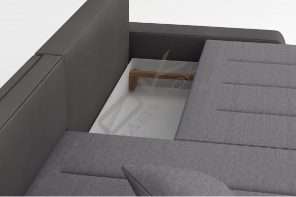 FENIX Rohová sedacia súprava HERKULES MINI - široký výber farieb