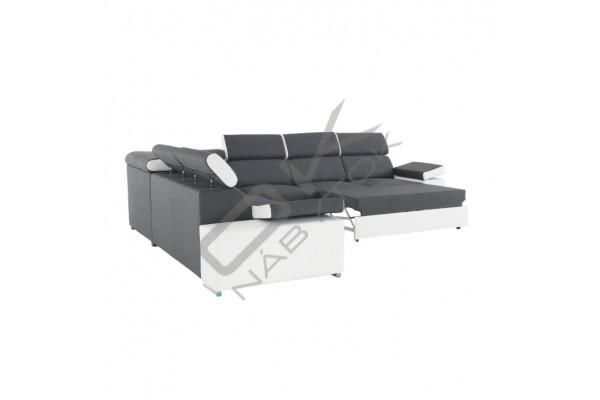 Rohová sedacia súprava LORENZO - široký výber farieb