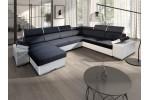 Rico Panoramic - (titulná foto) - Lux 23 čierna/Soft 31 biela
