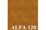 AKCIA - látka Alfa 120 okrová