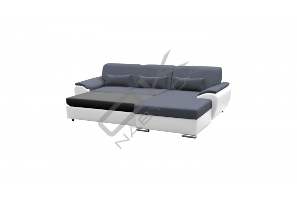 Rohová sedacia súprava GLEN MINI - široký výber farieb