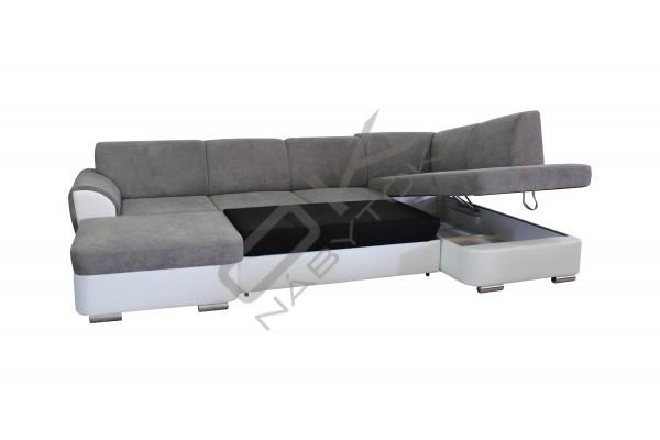 Moderná rohová sedacia súprava LUXOR U - na výber viac farieb