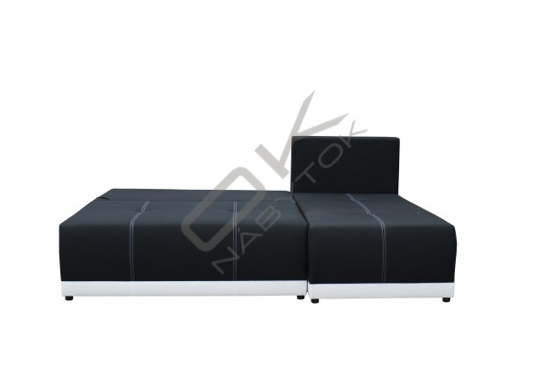 FENIX Rohová sedacia súprava POLARIS - bordo
