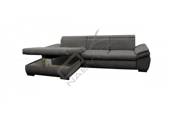 Rohová sedacia súprava PRINCE -  na výber viac farieb