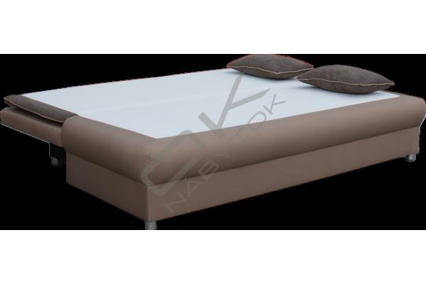 FENIX Rozkladacia pohovka na každodenné spanie SHOW - sivá/tmavosivá