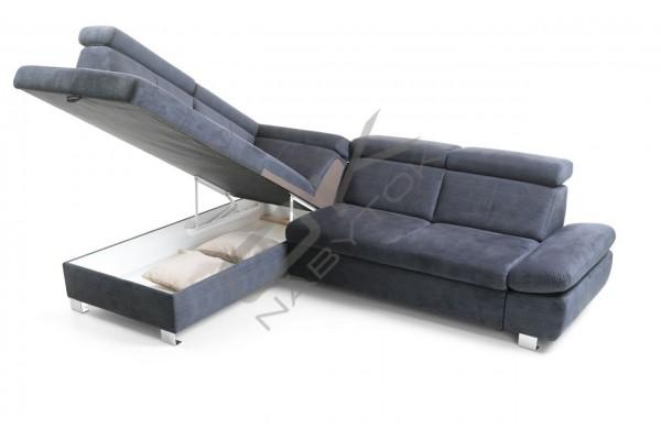 Rohová sedacia súprava HAPPY
