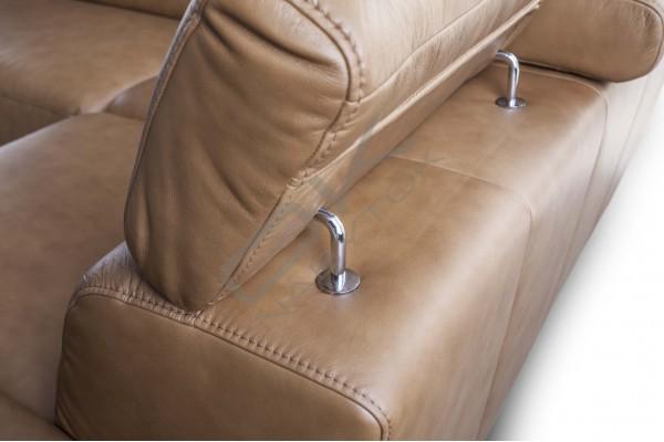 Rohová sedacia súprava MEZZANA MALÝ ROH