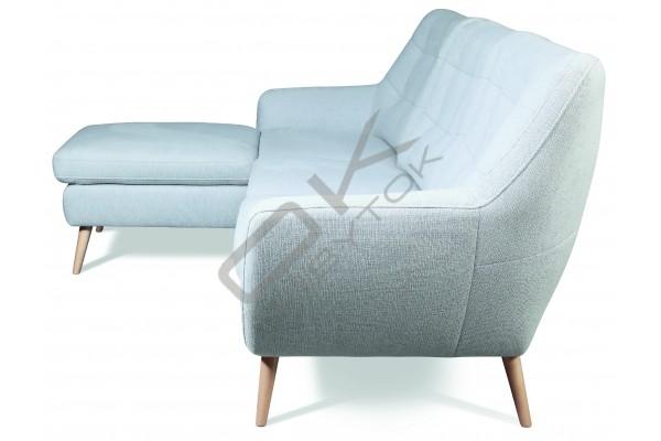 Rohová sedacia súprava SCANDI mini - široký výber farieb