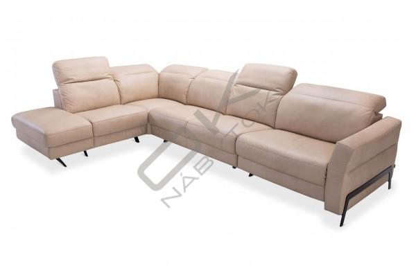 Luxusná rohová sedacia súprava VOLTA - široký výber farieb