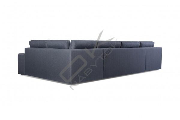 Rohová sedačka ASPERATA U - široký výber farieb