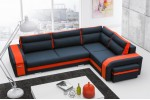 Asperata - Inari 100 čierna + HC 51 orange/lem