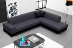 Darci - Inari 94 sivá + Soft 11 čierna/lem
