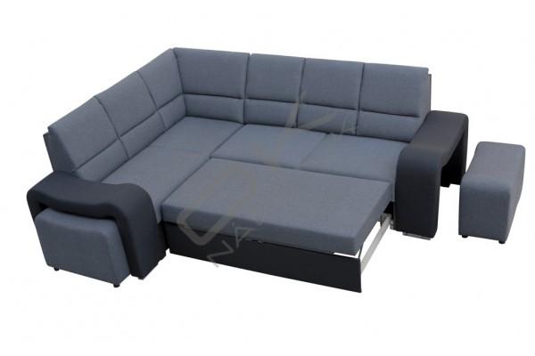 Rohová sedacia súprava ODY - na výber viac farieb