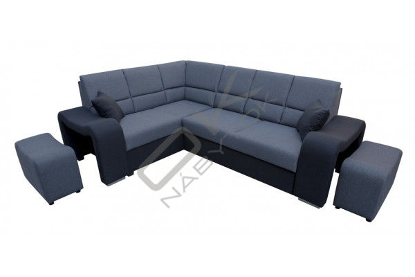 Rohová sedacia súprava WAKIKI