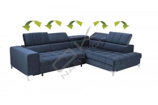 Rohová sedacia súprava ARTE- široký výber farieb