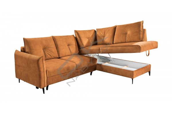 Rohová sedacia súprava CENTO - široký výber farieb