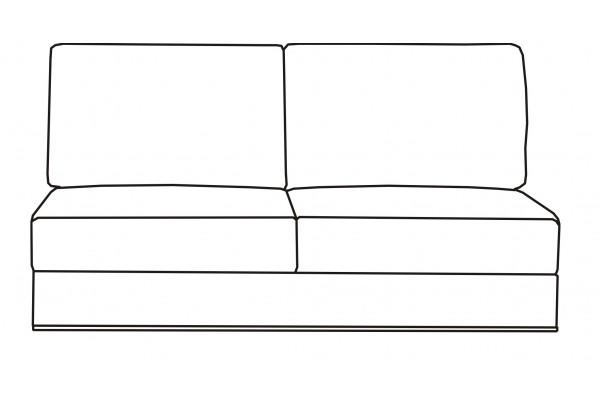 Modul CHROME 2BK ( s úložným boxom)  - široký výber farieb