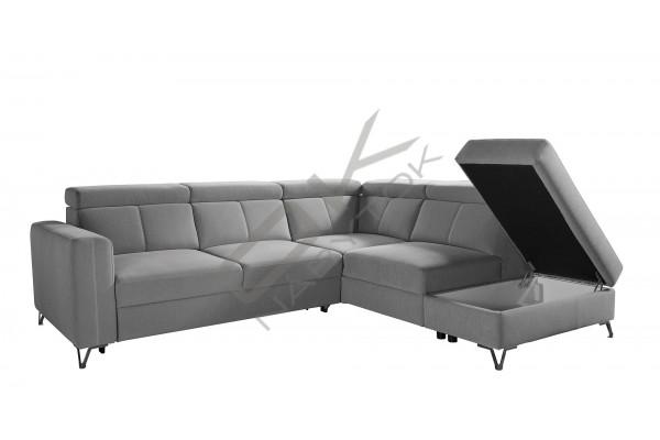 LIBRO Rohová sedacia súprava ELBRUS VEĽKÝ ROH - široký výber farieb