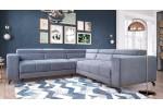 Zobrazená sedacia súprava Party / látka Forres 16 cobalt 2040.00€