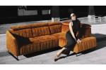 Zobrazená sedacia súprava Sorento / látka Flash New 07 cinamon 1686.00€