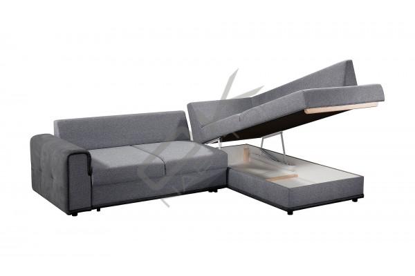 Rohová sedacia súprava TURN - široký výber farieb