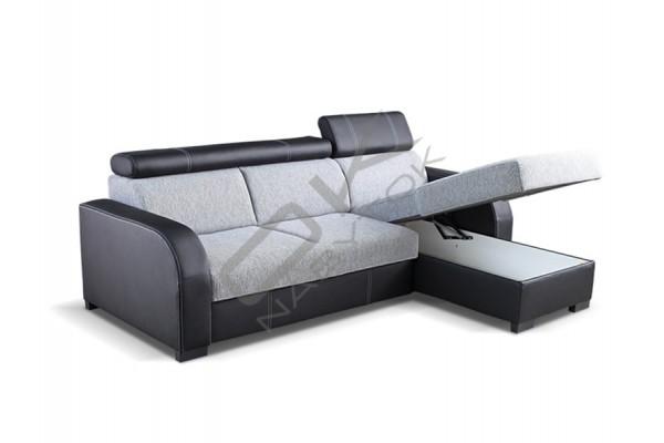 Rohová sedacia súprava DECO L