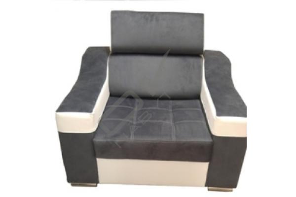 Rohová sedacia súprava CALDO L - mentolová/biela