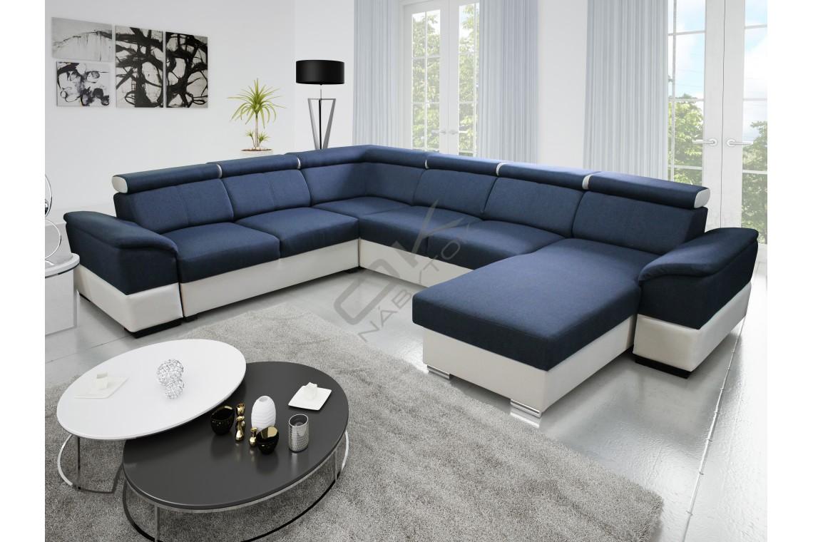 FENIX Rozkladacia sedacia súprava KAZARA - široký výber farieb