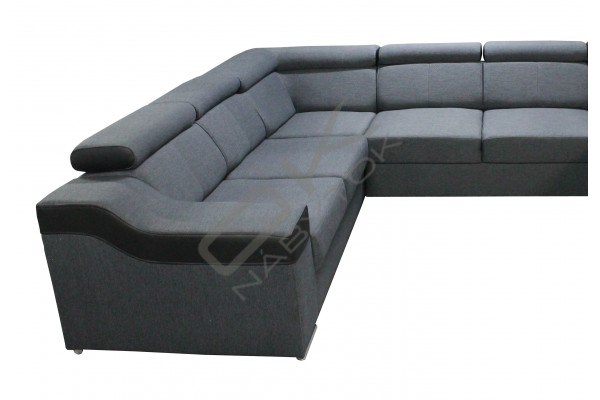 FENIX Rohová rozkladacia sedacia súprava MONAKO MALÝ ROH - široký výber farieb