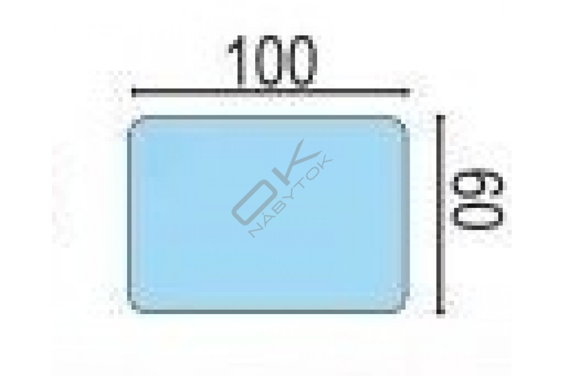 Taburetka TAB 100 - široký výber farieb