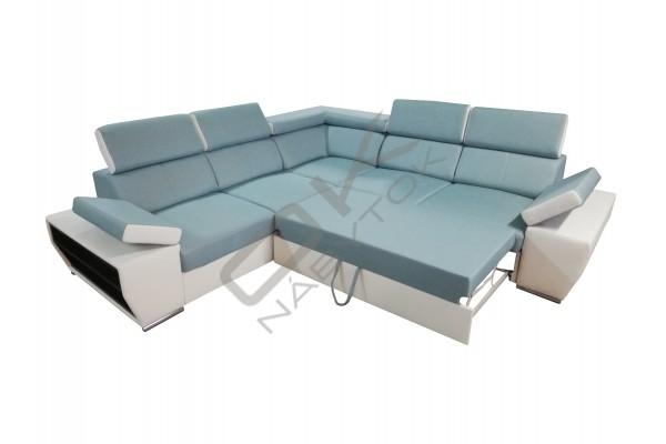 Rohová sedacia súprava LOSAR - široký výber farieb