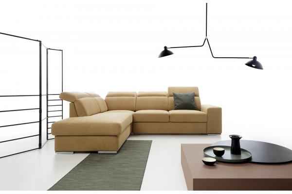 Moderná luxusná sedacia súprava AVANT - široký výber farieb