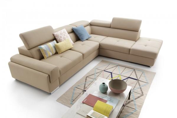 Moderná sedacia súprava ENZO - široký výber farieb