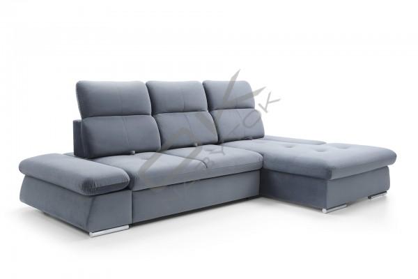 """Moderná luxusná sedacia súprava FOCUS """"Mega akcia"""""""