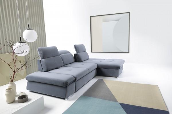 Moderná luxusná sedacia súprava FOCUS - široký výber farieb