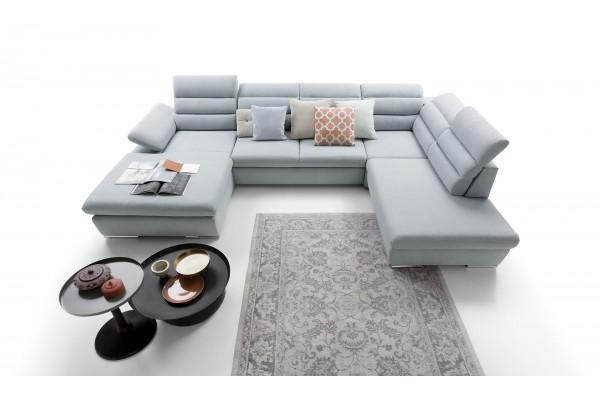 Luxusná sedacia súprava GRECO II - široký výber farieb