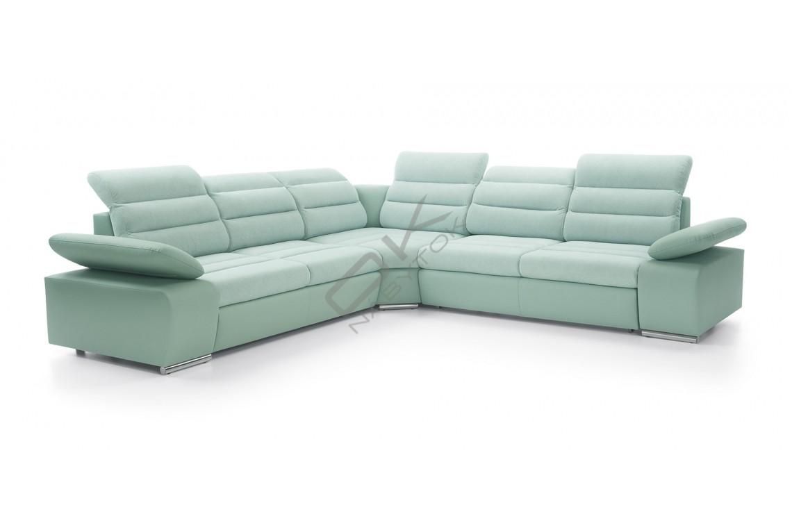 Luxusná sedacia súprava KORFU I - široký výber farieb